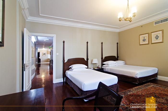E&O Hotel Penang Heritage Room