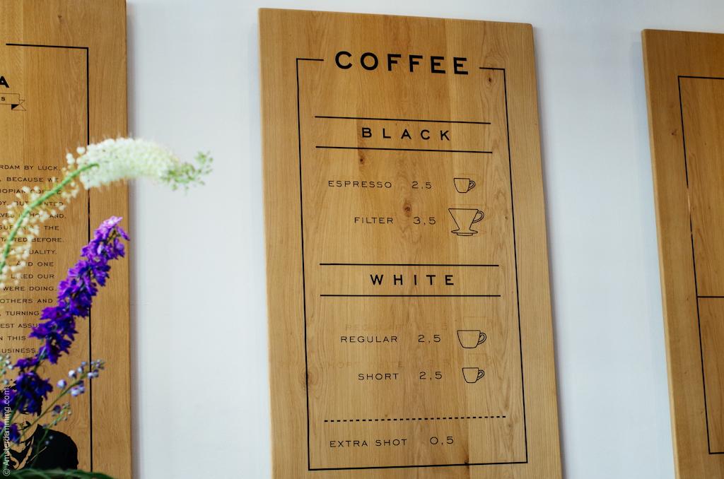 Amsterdam, Bocca Coffee
