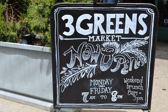 3 Greens Market Brunch
