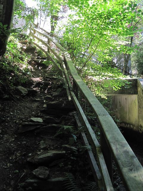 Sendero de la ruta Val de Cambás