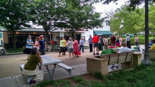 Crazy Quilt Music Festival, Greenbelt, Maryland, June 4, 2016
