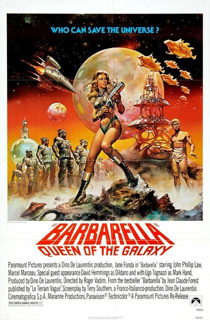 (1968) Barbarella