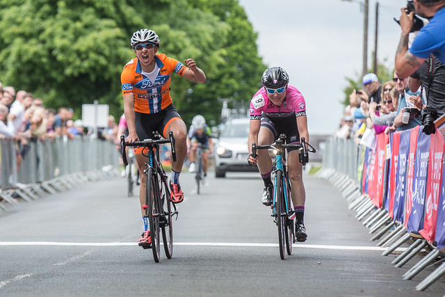 2016 Women's Road Series #6 Curlew Cup 19/6/2016