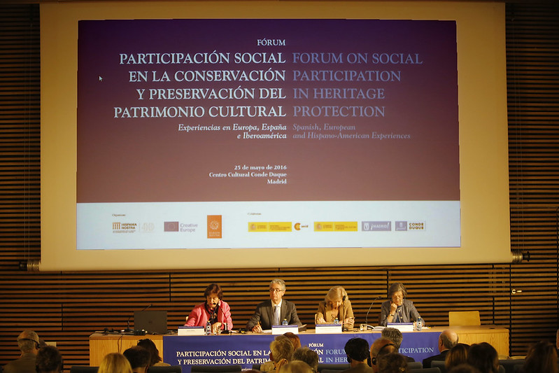 Forum on Social Participation in Heritage Protection
