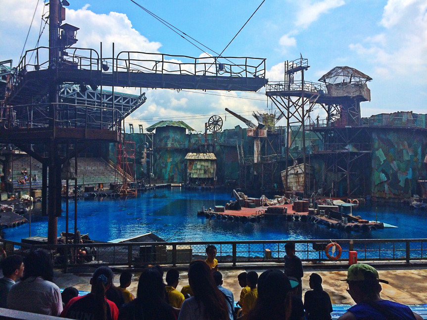 Waterworld - Copyright Travelosio