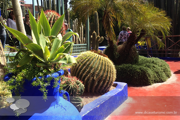 marrakech jardim majorelle
