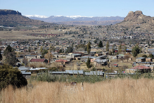 Lesotho - Maseru Qoaling - John Hogg - 090626 (15) | by World Bank Photo Collection
