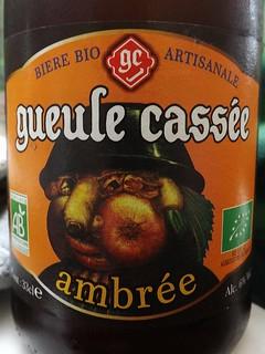 Gueule Cassée, Ambrée, France
