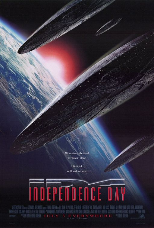 Independence Day - Poster 2