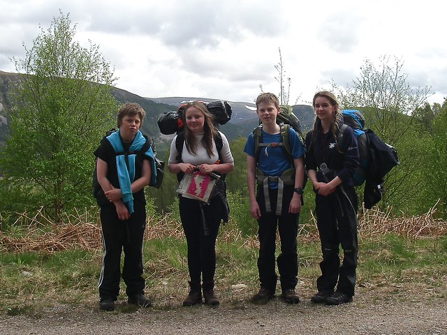 Bronze DofE Group