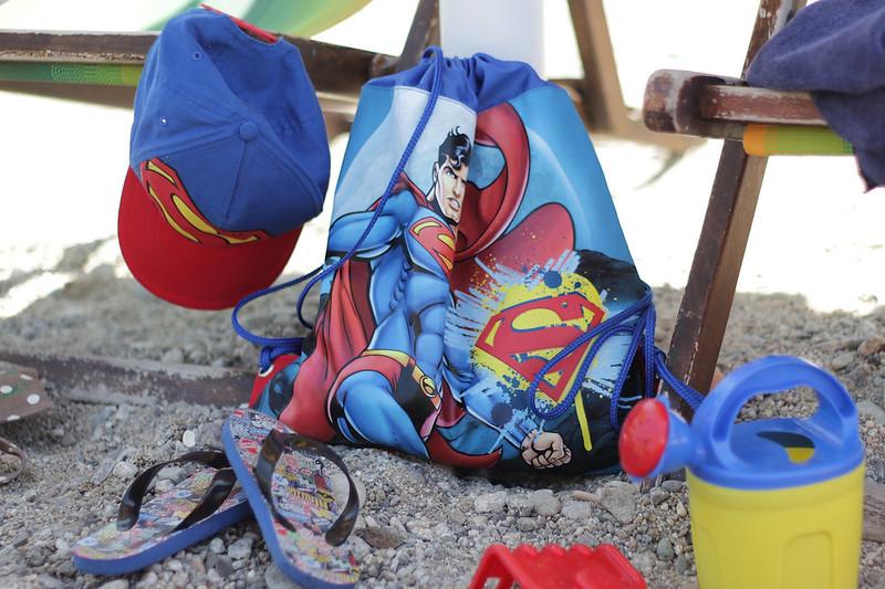 Sacca zaino Accademia Superman