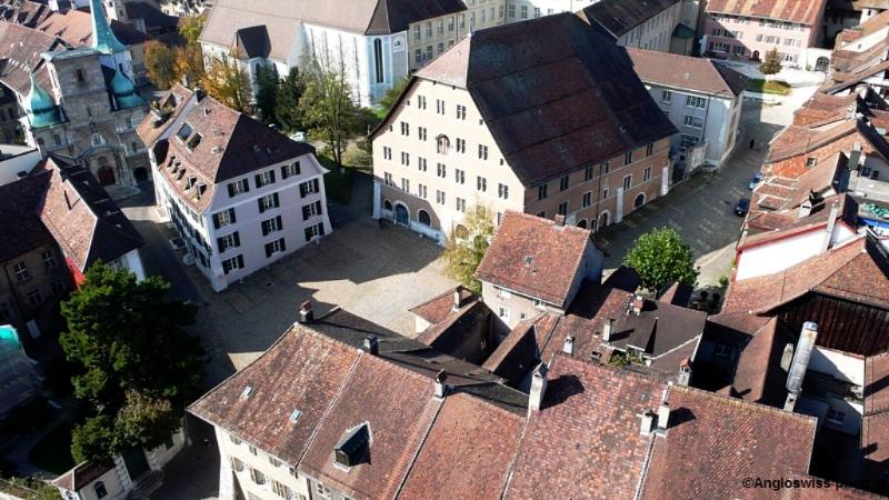 Solothurn, Zeughaus