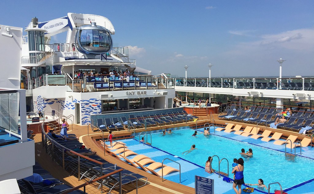 Things To Do In Royal Caribbean S Ovation Of The Seas