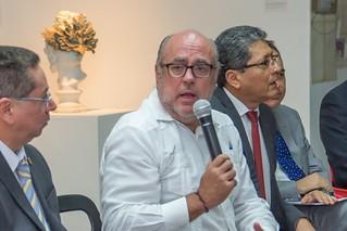 Embajada de España desarrolla Foro sobre derechos humanos de población LGBTI en El Salvador