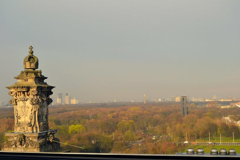 cupula del Reichstag 3