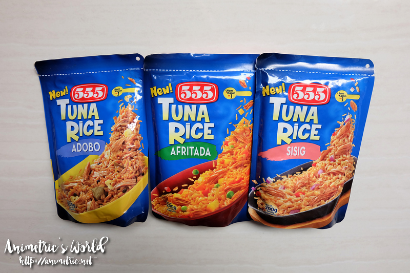 555 Tuna Rice