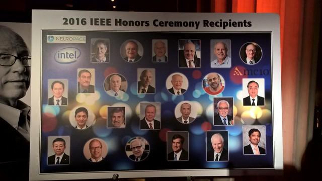 2016 IEEE Honors Ceremony