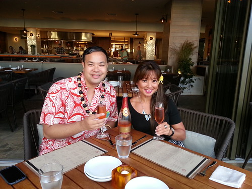 HappyOpu - Tracie and Daryl Fujiwara