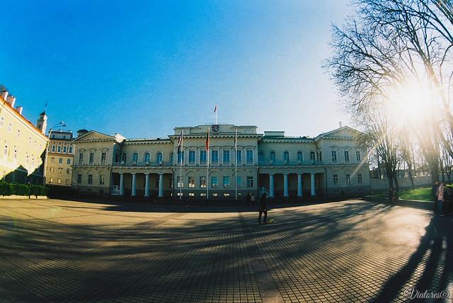 Vilnius. Lithuania.
