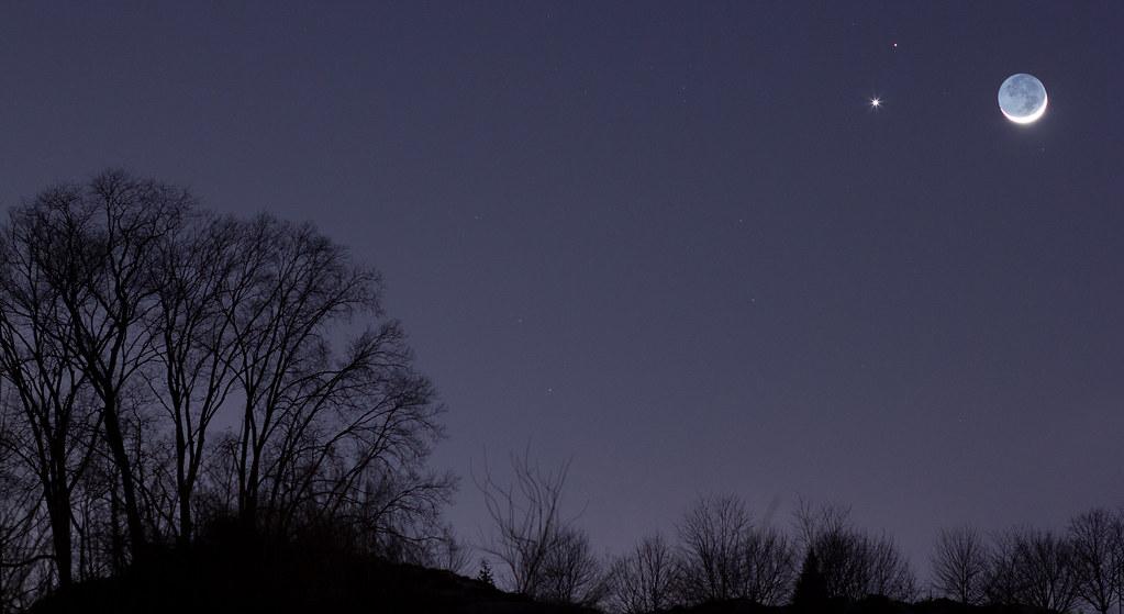 mars venus moon conjunction photos - photo #22
