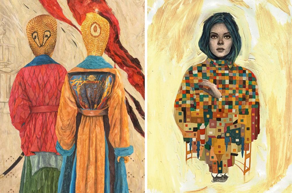Illustrations by Can Çetinkaya
