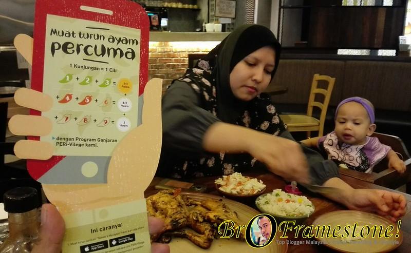Tip Berjimat di Nando's Malaysia