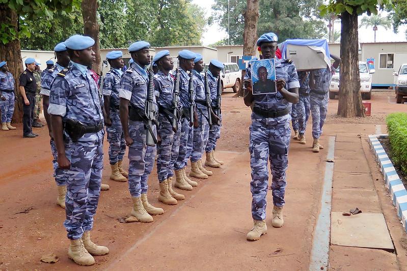 Armée Sénégalaise - Page 7 27367044083_16c0e01113_c