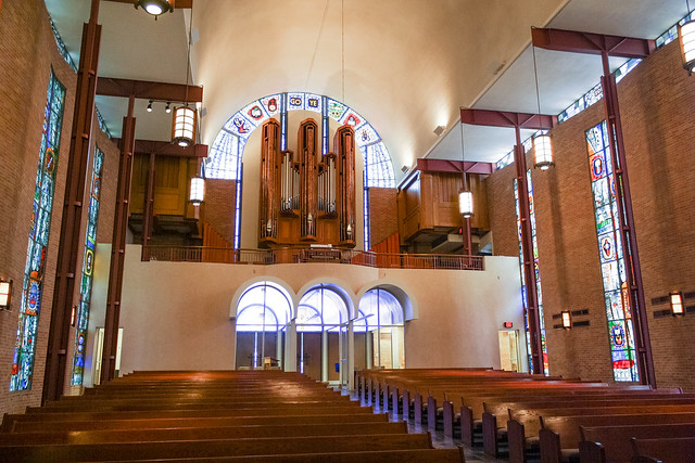 St Martin Evangelical Lutheran Church, Austin