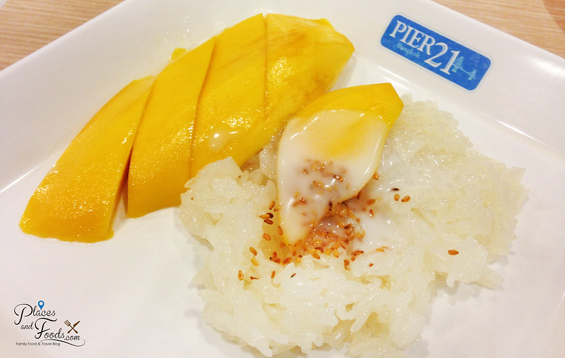 pier 21 terminal 21 food court mango sticky rice