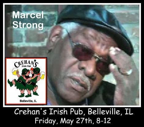 Marcel Strong 5-27-16