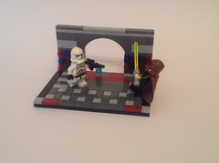 Star Wars Battlefront - Coruscant by LegoSWCTProductions