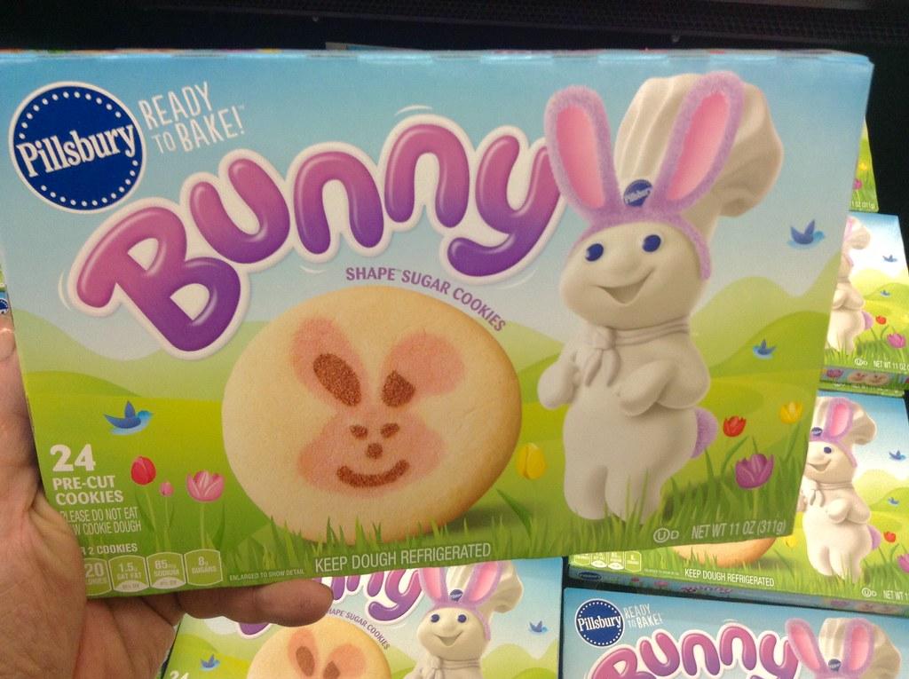 Pillsbury Easter Cookies | Flickr - Photo Sharing!