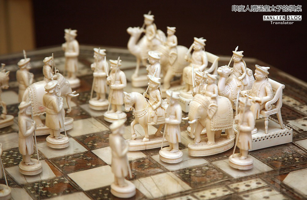 皇太子尼古拉的东方之旅10