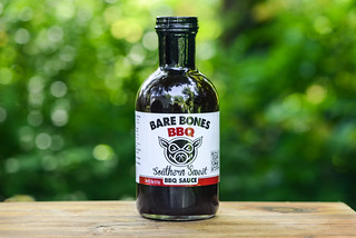 Sauced: Bare Bones BBQ Southern Sweet BBQ Sauce & Giveaway