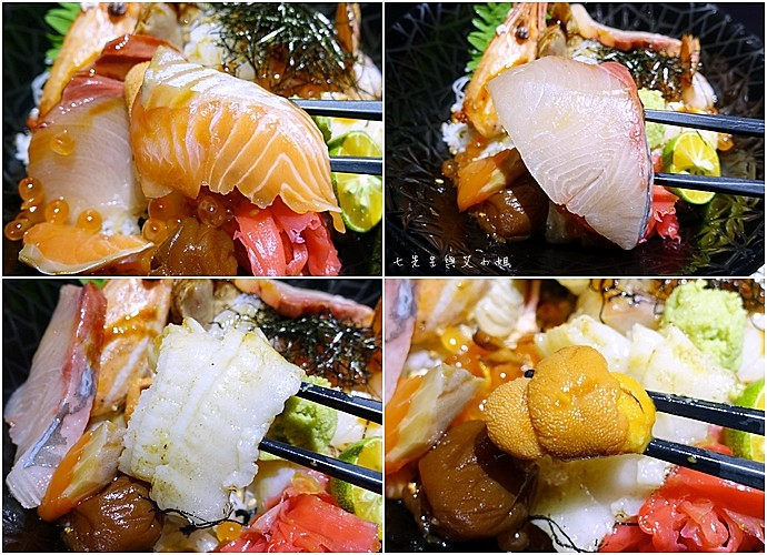15 鼎膾北海道毛蟹專門店 無敵海景生魚丼2.1 澳洲和牛鍋物買一送一