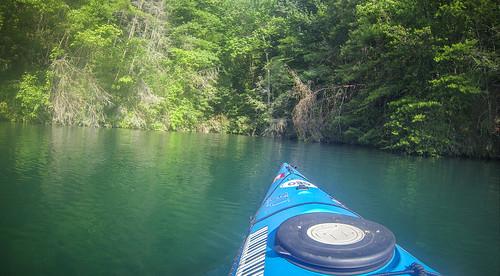 Lake Jocassee Kayaking-49
