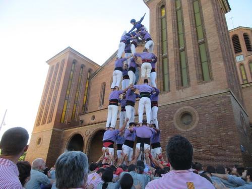 25è Aniversari Castellers de Cornellà