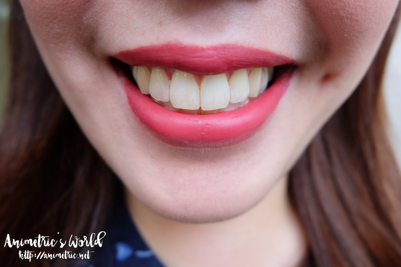 Poise Makeup Professional Liquid Matte Lipstick