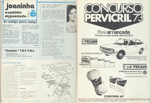 Modas e Bordados, No. 3223, 14 Novembro 1973 - 22