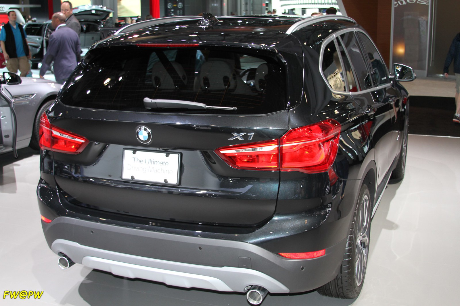 BMW X1 Launched in Pakistan. - 27016376995 2b9fb26a7d h