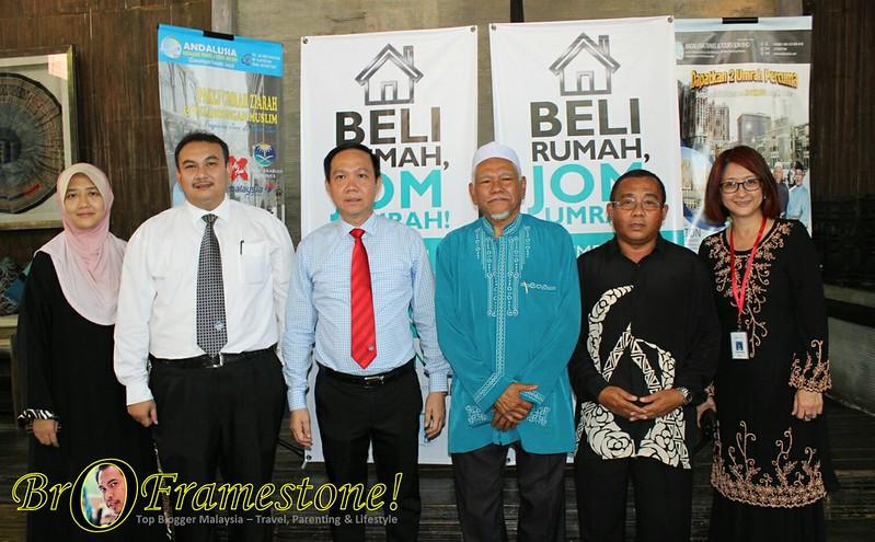 'Beli Rumah, Jom Umrah' bersama IJM Land Bhd dan Andalusia Travel & Tours Sdn Bhd