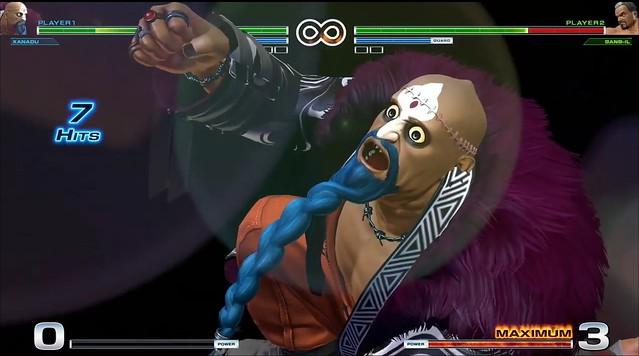 King of Fighters XIV Xanadu