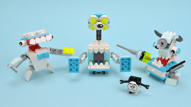 Review Mixels Series 8 Medix Brickset Lego Set Guide And Database