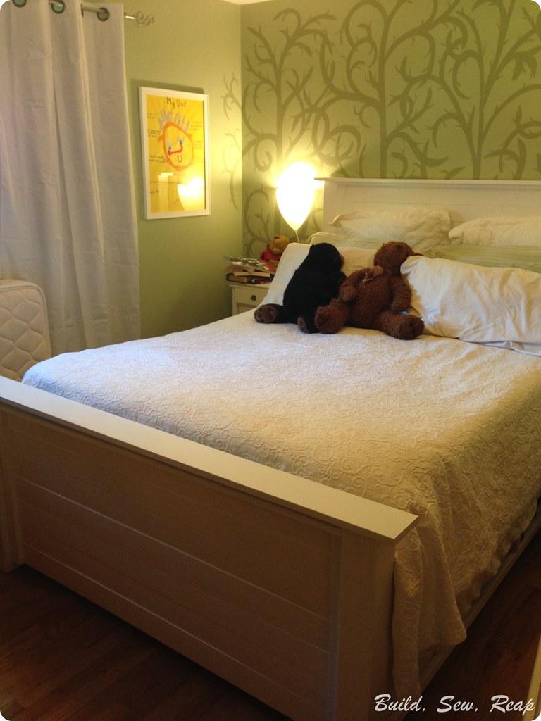 Storage Bed - 1
