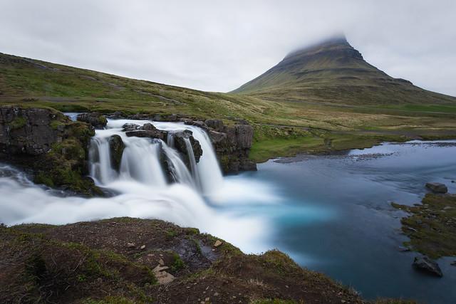 Kirkjufellsfoss - Snæfellsnes - Iceland