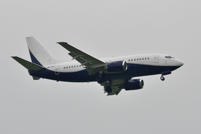 9H-OME B737