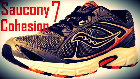 20182017 Fashion Sneakers Saucony Mens Cohesion 7 Running Shoes Your Best Choose