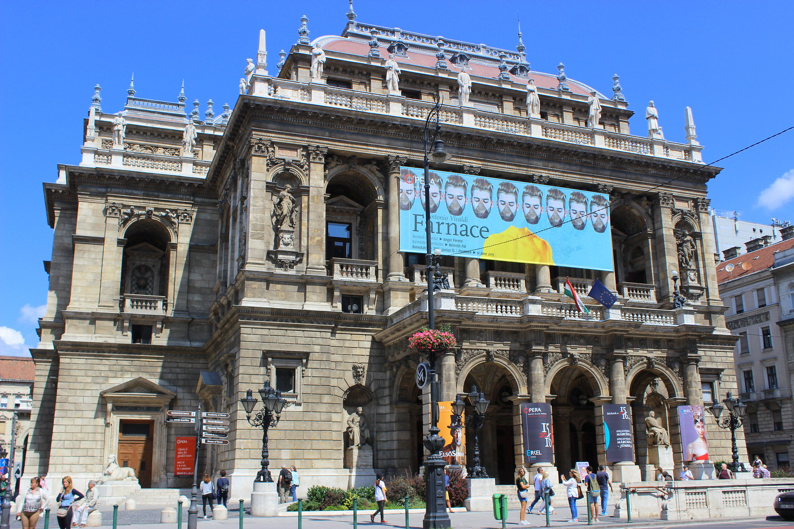 hungary opera house