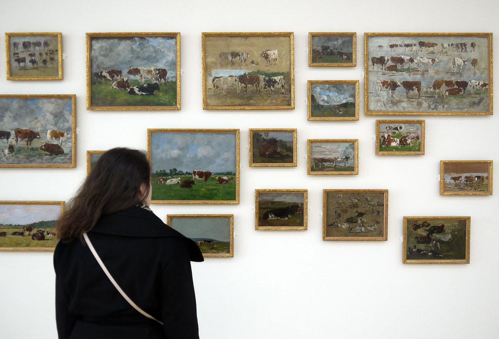 Drawing Dreaming - Guia de visita de Le Havre, Normandia - Museu André Malraux