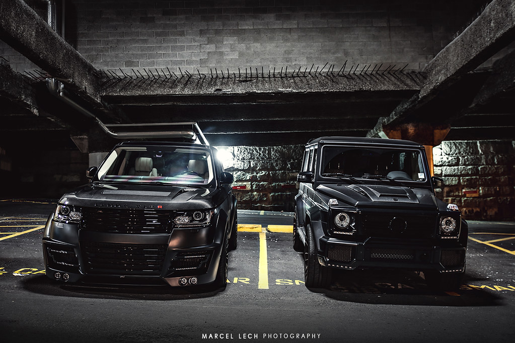 Lumma Rr Vogue X Brabus G63 Amg Flickr Photo Sharing